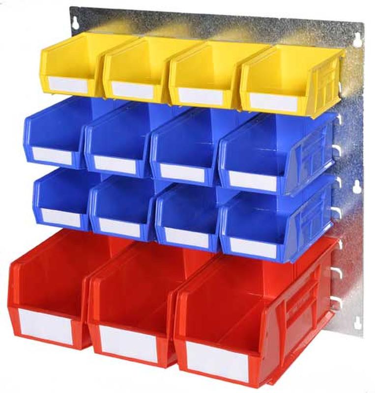 A rendszerezés mesterei: műanyag tároló dobozok