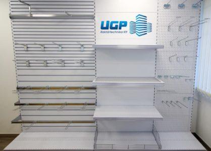 UGP Üzletberendezés